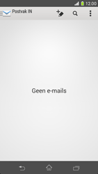 Sony D5503 Xperia Z1 Compact - E-mail - E-mail versturen - Stap 4