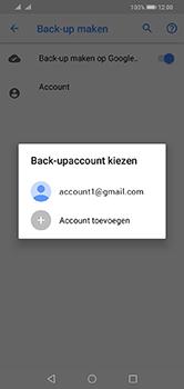 Huawei Y7 (2019) - Data - maak een back-up met je account - Stap 10