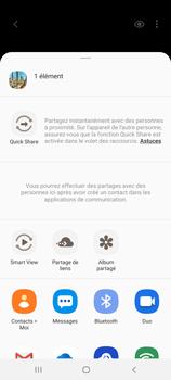 Samsung Galaxy S20+ - Photos, vidéos, musique - Prendre une photo - Étape 16