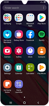 Samsung Galaxy A40 - Applications - Download apps - Step 5