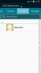 Samsung Galaxy A3 (A300FU) - Contact, Appels, SMS/MMS - Envoyer un SMS - Étape 6