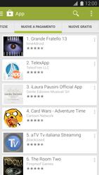 Samsung Galaxy S 5 - Applicazioni - Installazione delle applicazioni - Fase 10
