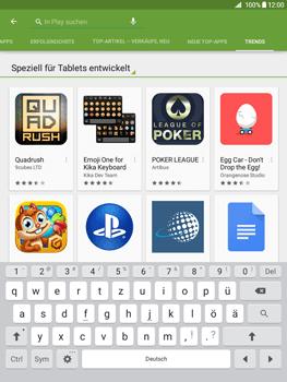 Samsung Galaxy Tab A 9.7 - Apps - Herunterladen - 14 / 20