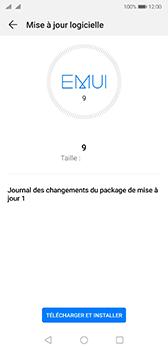 Huawei P20 - Android Pie - Logiciels - Installation de mises à jour - Étape 6