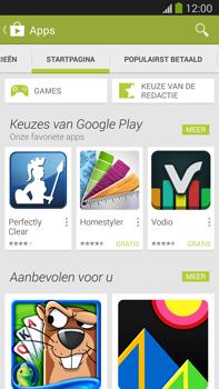 Samsung N9005 Galaxy Note III LTE - Applicaties - Downloaden - Stap 5