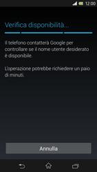 Sony Xperia Z - Applicazioni - Configurazione del negozio applicazioni - Fase 7