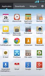 LG E975 Optimus G - E-mail - e-mail instellen: IMAP (aanbevolen) - Stap 3
