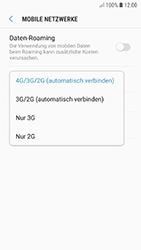 Samsung Galaxy A5 (2017) - Netzwerk - Netzwerkeinstellungen ändern - 7 / 8