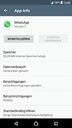 Sony Xperia X Compact - Apps - Eine App deinstallieren - Schritt 6