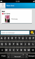 BlackBerry Z10 - Contact, Appels, SMS/MMS - Envoyer un MMS - Étape 14