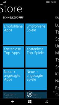 Microsoft Lumia 640 XL - Apps - Herunterladen - 7 / 17