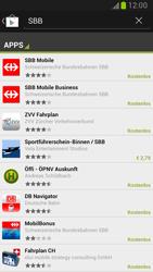 Samsung Galaxy Note II - Apps - Installieren von Apps - Schritt 20