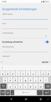 Sony Xperia XZ3 - E-Mail - Konto einrichten - Schritt 15