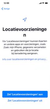 Apple iphone-x-met-ios-13-model-a1901 - Instellingen aanpassen - Nieuw toestel instellen - Stap 29