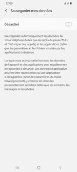Samsung Galaxy S20 Ultra - Aller plus loin - Gérer vos données depuis le portable - Étape 10