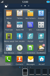 Samsung Wave M - Applications - Supprimer une application - Étape 4