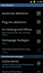 Samsung Galaxy Ace 2 - Internet - Apn-Einstellungen - 19 / 22