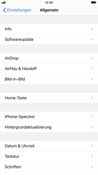 Apple iPhone 8 Plus - iOS 14 - Software - Installieren von Software-Updates - Schritt 4