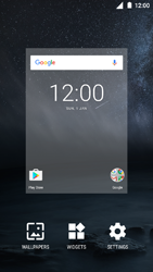 Nokia 3 - Getting started - Installing widgets and applications on your start screen - Step 3