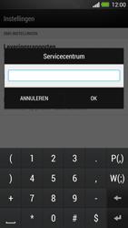 HTC One - SMS - SMS-centrale instellen - Stap 7
