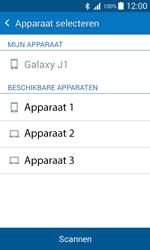 Samsung Galaxy J1 (SM-J100H) - Contacten en data - Contacten overzetten via Bluetooth - Stap 11