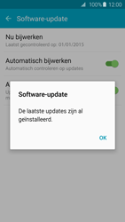 Samsung Galaxy S6 Edge - software - update installeren zonder pc - stap 9