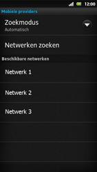 Sony MT27i Xperia Sola - netwerk en bereik - gebruik in binnen- en buitenland - stap 8