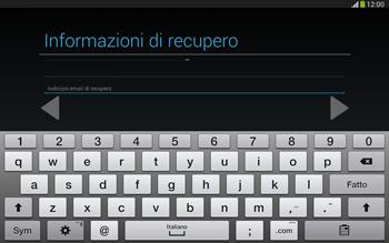 Samsung Galaxy Tab 3 10-1 LTE - Applicazioni - Configurazione del negozio applicazioni - Fase 16
