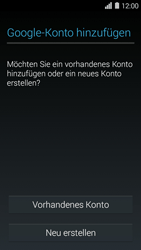 Huawei Ascend Y550 - Apps - Konto anlegen und einrichten - 3 / 22