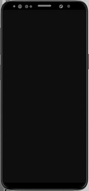 Samsung Galaxy S9 - Premiers pas - Découvrir les touches principales - Étape 3