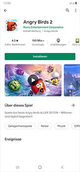 Samsung Galaxy Note 20 Ultra 5G - Apps - Installieren von Apps - Schritt 16