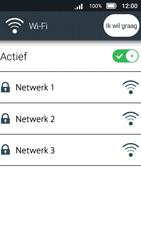 Doro 8031 - WiFi - Handmatig instellen - Stap 8