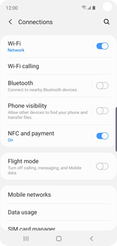 Samsung Galaxy S10e - WiFi - Enable WiFi Calling - Step 6