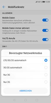 Huawei Mate 10 Lite - Netzwerk - Netzwerkeinstellungen ändern - Schritt 6