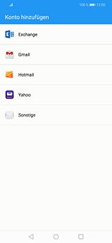 Huawei Honor Play - E-Mail - Konto einrichten - Schritt 5
