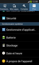 Samsung Galaxy Ace III - Logiciels - Installation de mises à jour - Étape 6
