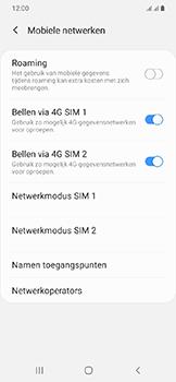 Samsung Galaxy A20e - Bellen - in het binnenland - Stap 6
