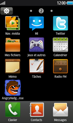 Samsung Wave 2 - Applications - Supprimer une application - Étape 3