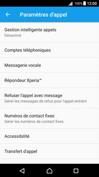 Sony Xperia Z5 Premium (E6853) - Android Nougat - Messagerie vocale - Configuration manuelle - Étape 5
