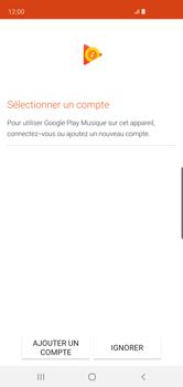 Samsung Galaxy S10 - Photos, vidéos, musique - Ecouter de la musique - Étape 4