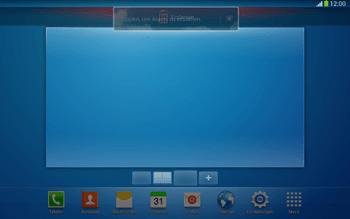 Samsung Galaxy Tab 3 10-1 LTE - Startanleitung - Installieren von Widgets und Apps auf der Startseite - Schritt 10