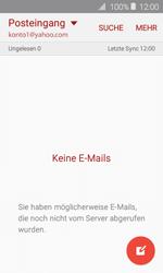 Samsung J120 Galaxy J1 (2016) - E-Mail - Konto einrichten (yahoo) - Schritt 4