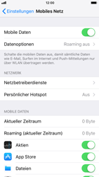 Apple iPhone 6 - iOS 11 - Internet und Datenroaming - Manuelle Konfiguration - Schritt 4