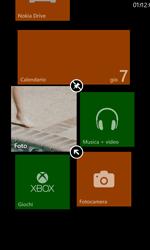 Nokia Lumia 820 / Lumia 920 - Operazioni iniziali - Personalizzazione della schermata iniziale - Fase 7