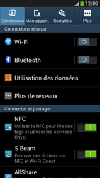 Samsung I9195 Galaxy S IV Mini LTE - Internet - activer ou désactiver - Étape 4