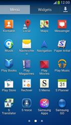 Samsung Galaxy S 4 LTE - Apps - Nach App-Updates suchen - Schritt 3