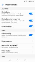 Huawei P8 Lite 2017 - Ausland - Im Ausland surfen – Datenroaming - 2 / 2