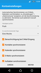 Sony Xperia M5 - E-Mail - Konto einrichten (outlook) - 1 / 1