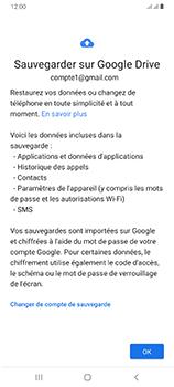 Samsung Galaxy A70 - Aller plus loin - Gérer vos données depuis le portable - Étape 13