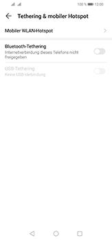 Huawei P30 Lite - WiFi - So aktivieren Sie einen WLAN-Hotspot - Schritt 5